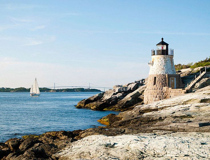 Scenic Drive Boston To Newport Rhode Island