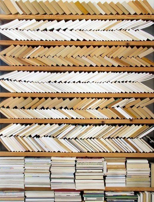 bookshelves :D