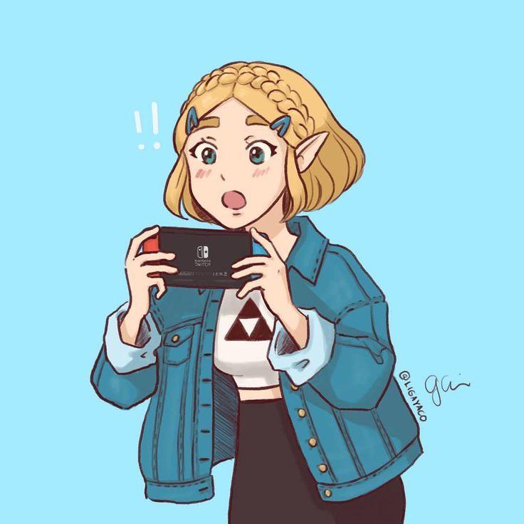 Pin On Legend Of Zelda