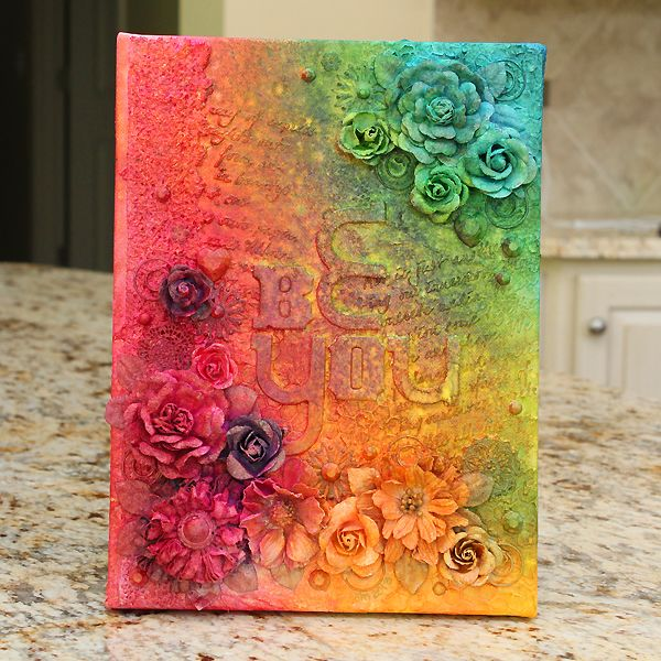 Bo-Bunny-Rainbow-Altered-Canvas-Juliana-Michaels-17turtles-1_zpsb581f684.jpg 600×600 pixels