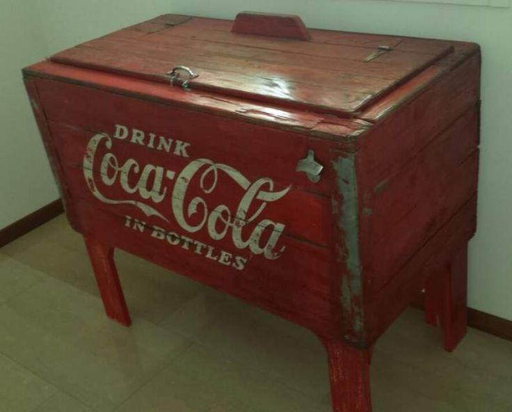 Riproduzione ghiacciaia Coca Cola a Treviso - Kijiji: Annunci di eBay