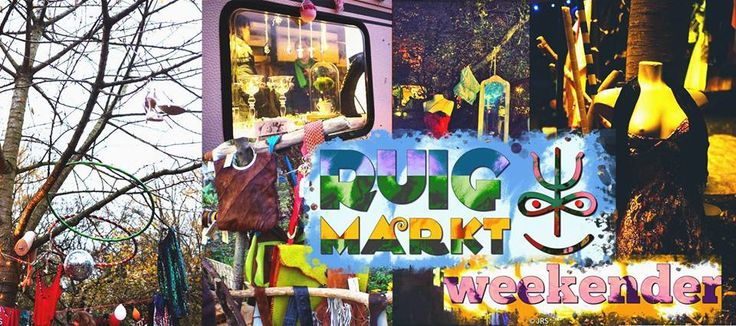 "Ruigmarkt, Amsterdam: De markt is op Ruigoord op 20, 21 en 22 maart 2015 ""Three-day bohemian market festival with handmade, vintage, books, records, art, food, music & more at Amsterdam's magic underground location Ruigoord. Fri 20 March 18.00-24.00 (NightMarket) Sat 21 March 14.00-20.00 Sun 22 March 14.00-20.00 Besides a hippy style outdoor market there's an art & …"
