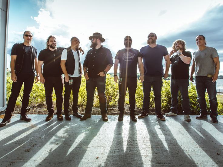 Zac Brown Band will embark on a new 27-date tour this summer. ZBB's Down the Rabbit Hole Live Tour will kick off on June 8 in Lincoln, Neb., and make stops in Seattle, Atlanta, Toronto, Cincinnati and more. The tour will include two dates at Boston's iconic Fenway Park and concludes with two stadiu