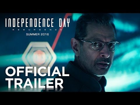 Well here's a surprise that I'm looking forward to: Independence Day: Resurgence | Official Trailer [HD] | 20th Century FOX