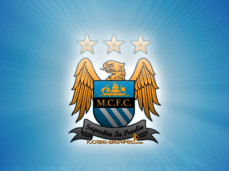 Man City Logo Wallpaper