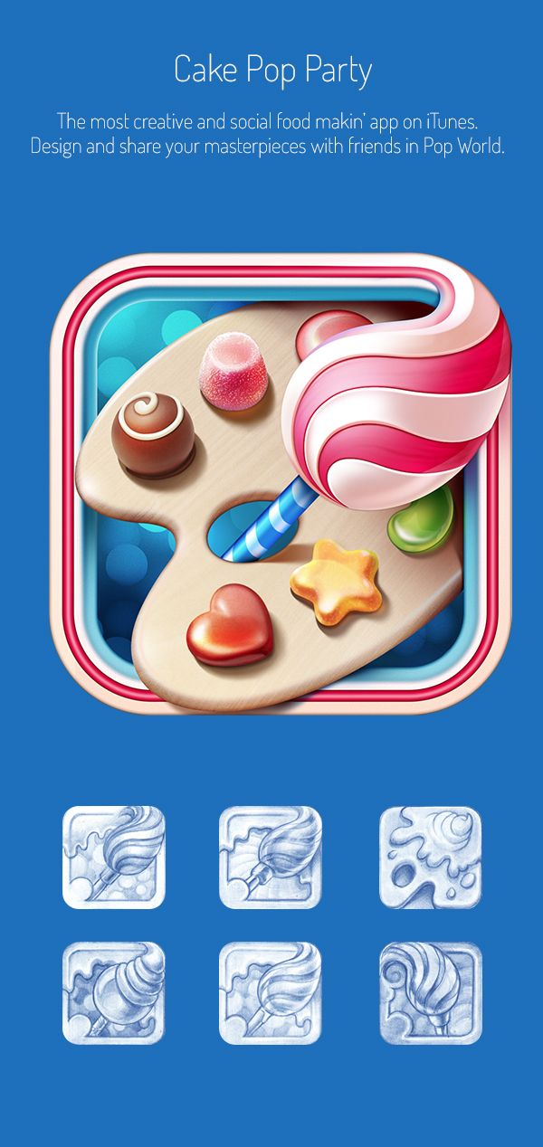 Realistic iOS App Icons by Ramotion Inc., via Behance LOVE!!!!!!!!! My goal in life is to create a beautiful icon like this... someday soon I hope. I am not far off!