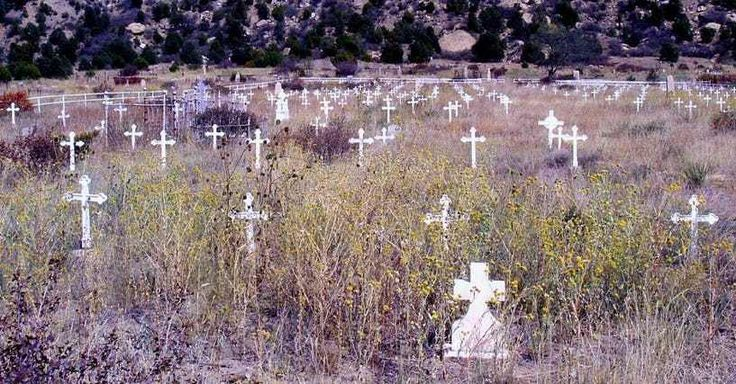 18 CREEPY stories from New Mexico