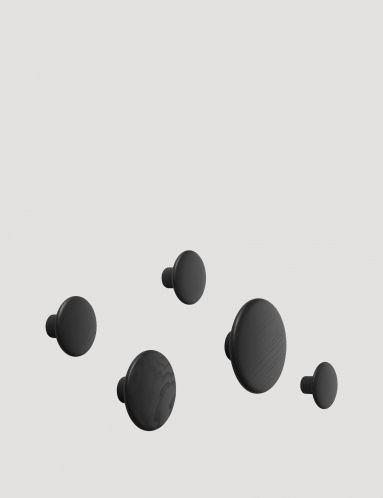 The Dots – Modern Scandinavian Design Coat Hooks by Muuto - Muuto
