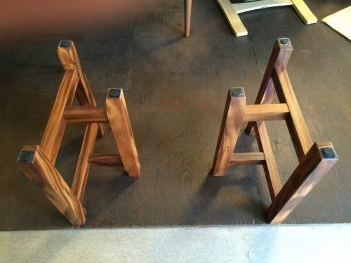 ダイニング用テーブル脚 AS013