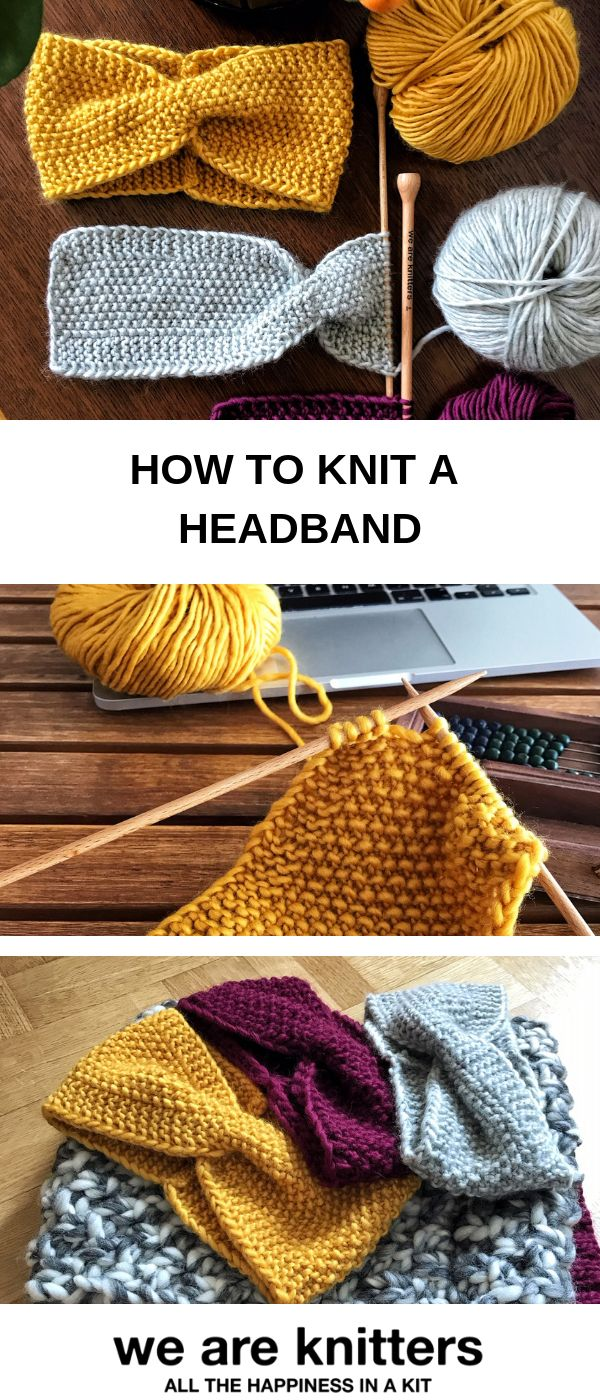 Finger Knitting Is So Easy With New Loop Yarn You