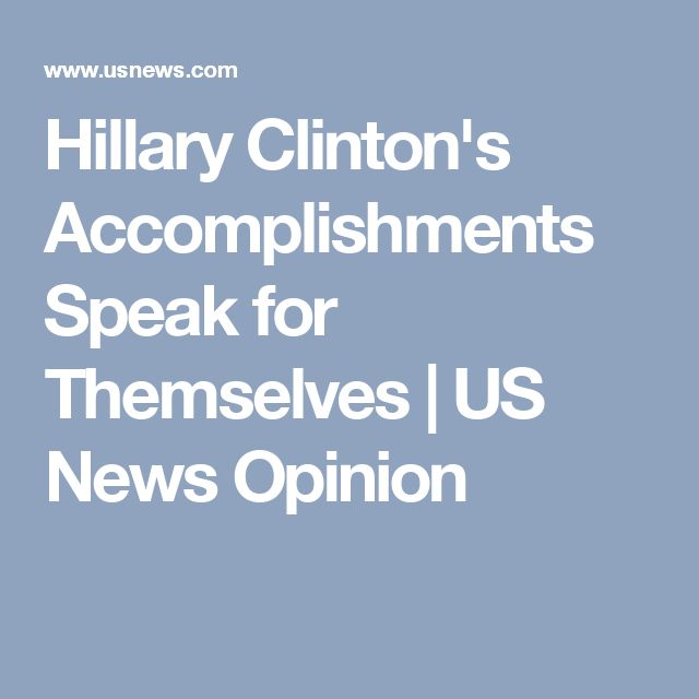 Best 25+ Hillary clinton accomplishments ideas on Pinterest - proudest accomplishment
