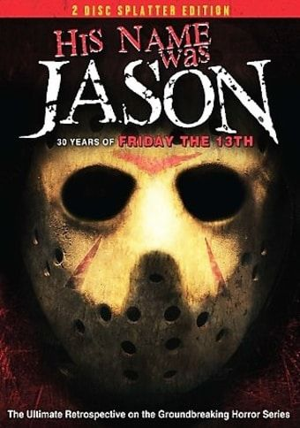 Friday the 13th - His Name Was Jason: 30 Years of Friday the 13th (2-DVD) [Documentary]