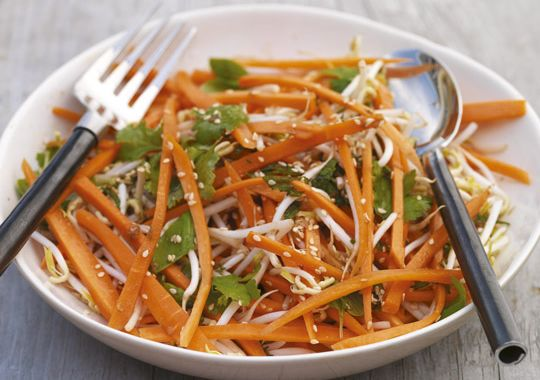 Free sprout, carrot & sesame salad recipe. Try this free, quick and easy sprout, carrot & sesame salad recipe from countdown.co.nz.