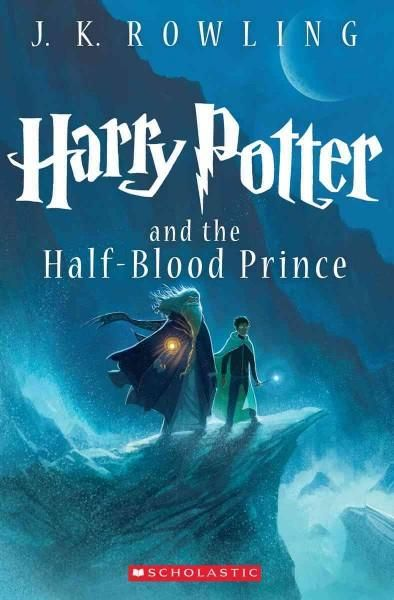 This special edition of Harry Potter and the Half-Blood Prince has a gorgeous new cover illustration by Kazu Kibuishi. Inside is the full text of the original novel, with decorations by Mary GrandPre.