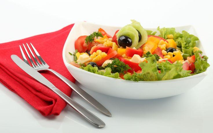 Ceylon Chester - widescreen wallpaper salad - 2560x1600 px