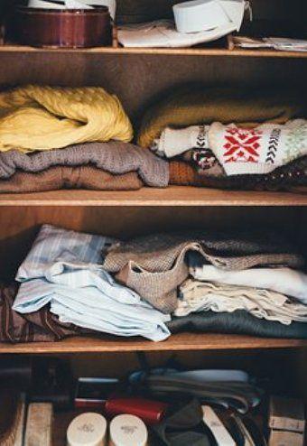 6 Cara Membuat Lemari Baju Lebih Ramah Lingkungan