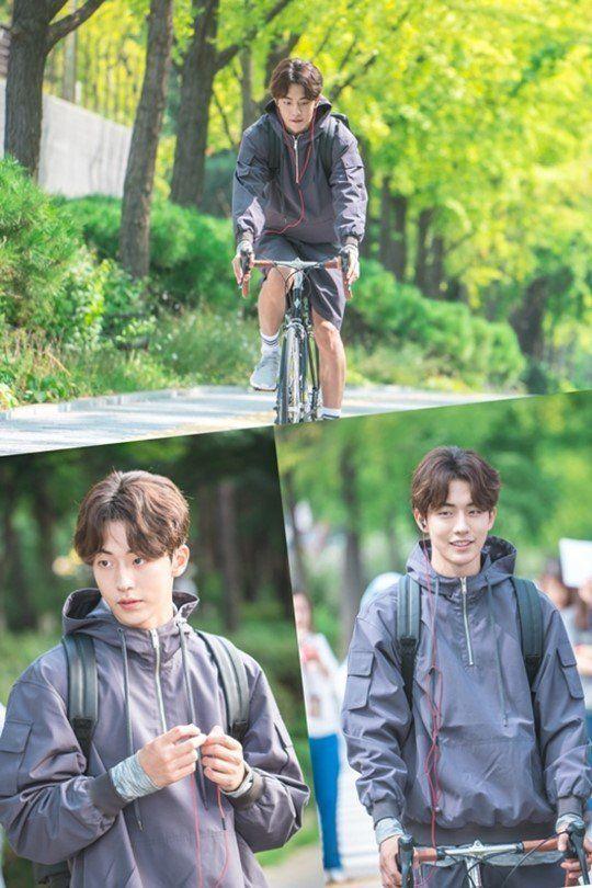 Nam Joo Hyuk is a hot athlete in still cuts from 'Weightlifting Fairy Kim Bok Joo'   allkpop