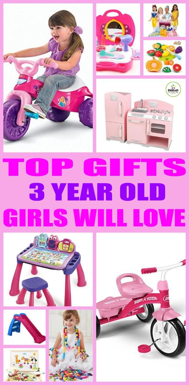 The 25+ best Gifts for 3 year old girls ideas on Pinterest ...