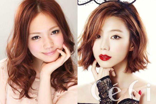 A diferença entre a maquiagem coreana e japonesa                                                                                                                                                     Mais