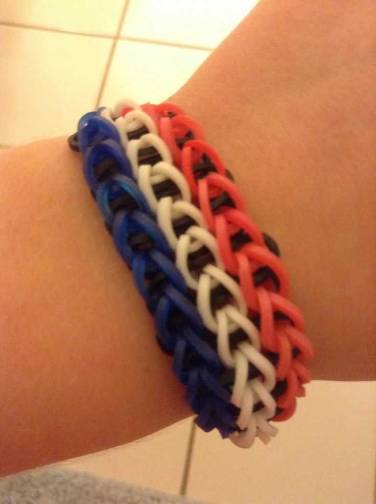 How to Make a Triple Stitch Rainbow Loom
