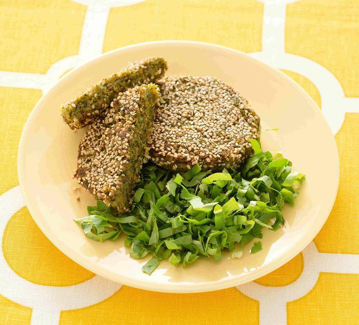 In cucina la cicoria può prendere il posto degli spinaci dando ai piatti un gusto più intenso, come in queste polpettine