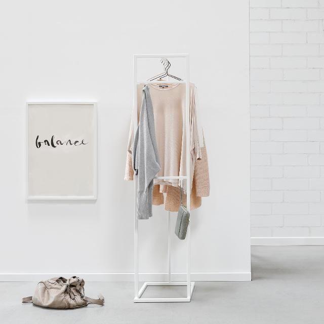 Billig kleiderständer garderobe