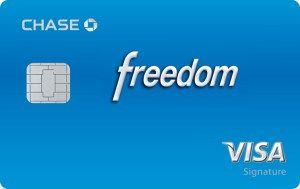 Apply For Chase Freedom Credit Card Online