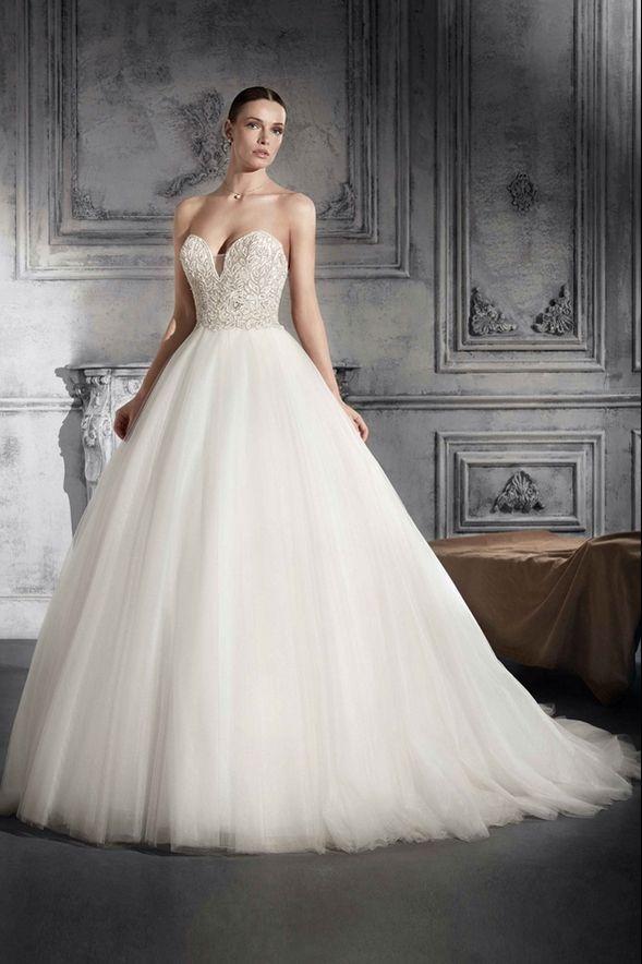 Νυφικά Φορέματα Demetrios Collection - Style 807