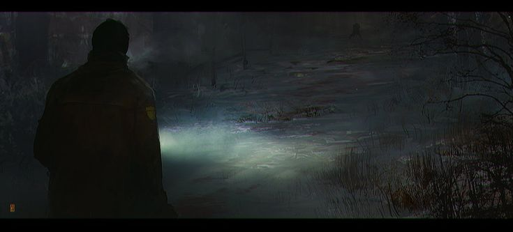 ArtStation - DARK_PATH, Markus Lovadina