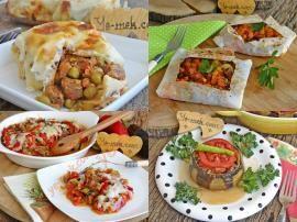 Misafir Sofralarının Baş Tacı Olacak 15 Fırında Ana Et Yemeği Tarifi