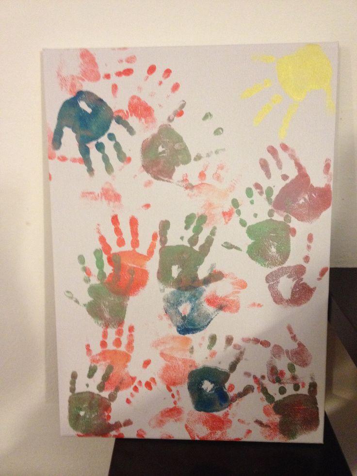 Mani di Greta