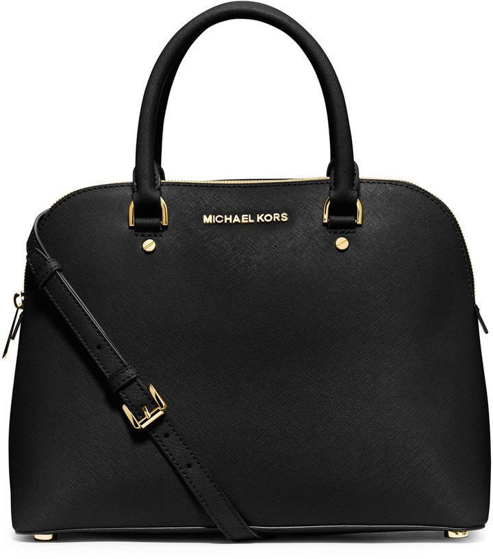 MICHAEL Michael Kors Cindy Large Dome Satchel Bag, Black - bag accessories, designer bags online, where to buy bags online *sponsored https://www.pinterest.com/bags_bag/ https://www.pinterest.com/explore/bag/ https://www.pinterest.com/bags_bag/travel-bag/ https://unitedbyblue.com/collections/bags