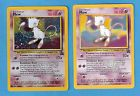 Pokemon Black Star Promo MEW #8   HOLO #9 Cards (2-card lot) - Unplayed & Mint