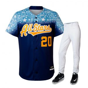 Custom Baseball Jersey Sets: Unlimited Sublimation Design Options, Guaranteed On-Time Delivery & Free Quote and Graphic. (800) 580-5614 http://uniformstore.com/product-category/baseball-uniforms/baseball-uniform-sets/