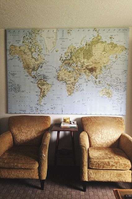 113 best World Maps images on Pinterest World map poster, World - best of world map fabric bunting