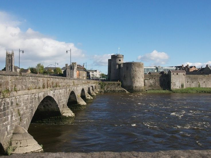 Limerick: Ireland's First City of Culture 2014 to Emerge from $8M Rejuvenation