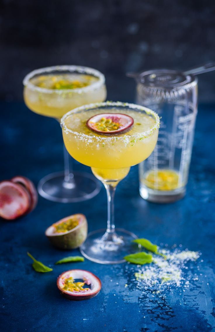 This Champagne Margarita Cocktail Recipe Will Replace Your Brunch Rosé via Brit + Co