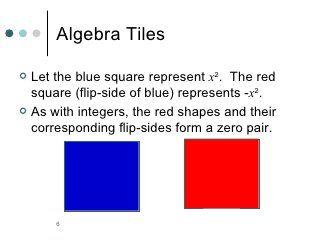 algebra tile template - 17 best images about algebra lessons on pinterest