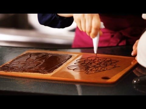 ▶ How to Make Cake Decorations with Chocolate, Part 2 | Cake Decorating Tutorials - YouTube