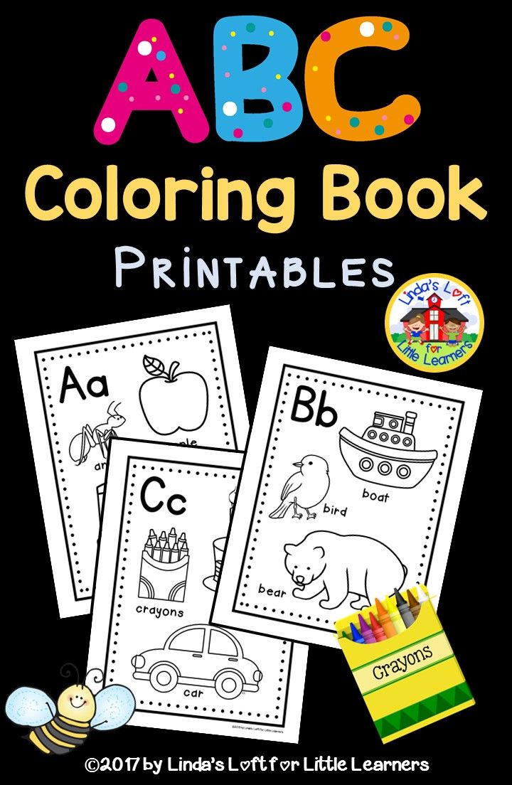 Abc Book Cover Printable ~ Best teach me to read and write a pre k st