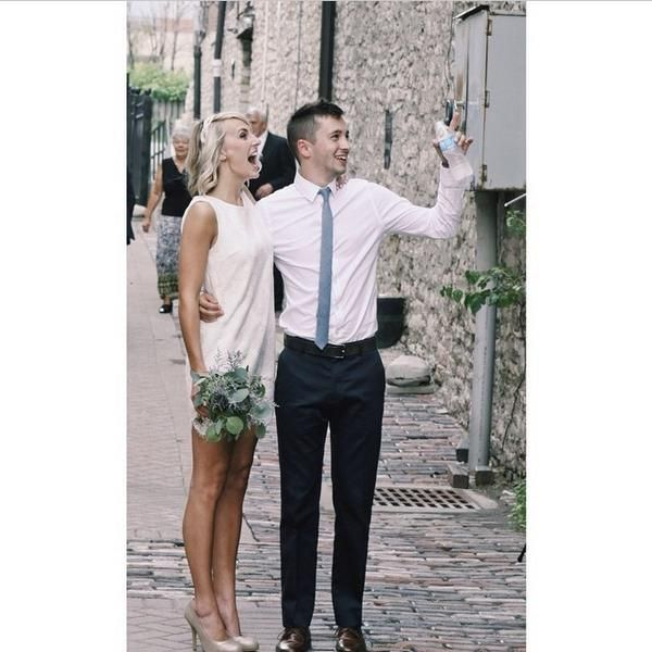 Tyler Joseph & Jenna Black ugh........ They are so cute