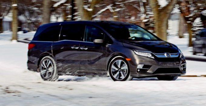 2020 Honda Odyssey Elite Rumors And Review Honda Civic Honda Honda Odyssey
