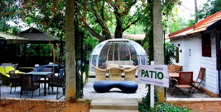 PATIO - Outdoor Furniture store in Bangalore, INDIA