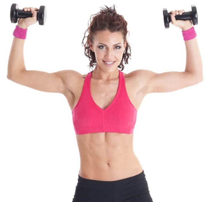 Если Вы не тренируете мышцы рук, со временем они, как и другие мышцы  тела, атрофируются. Более того, со временем начинает накапливаться жир  на руках. Способ избавления от такой проблемы только один …