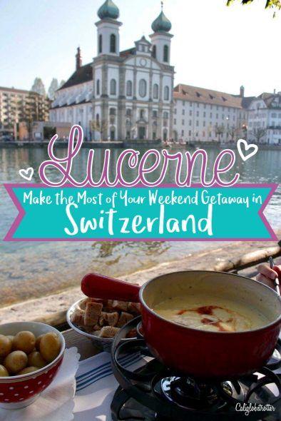 Lucerne, Switzerland - California Globetrotter (3)