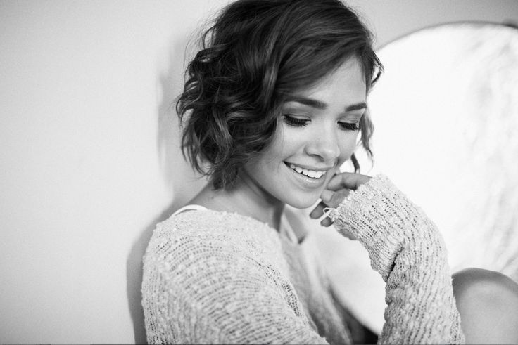 Nicole Gale Anderson by Allister Ann