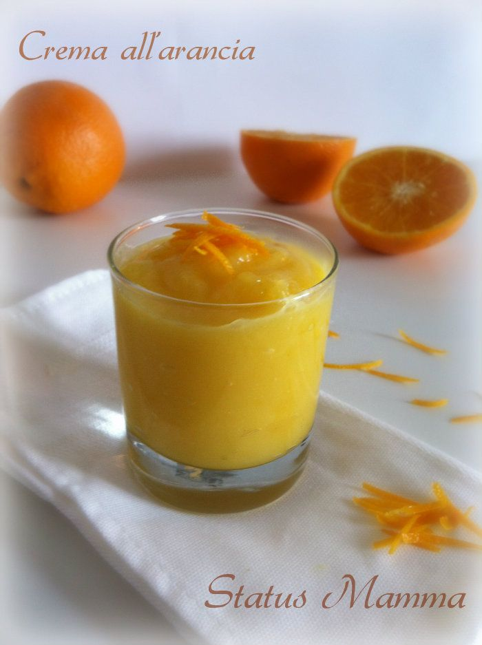 Crema all'arancia dolce al cucchiaio o farcie curd orange ricetta dolce cucchiaio farcitura cucinare foto blog tutorial BlogGz Statusmamma Giallozafferano blog