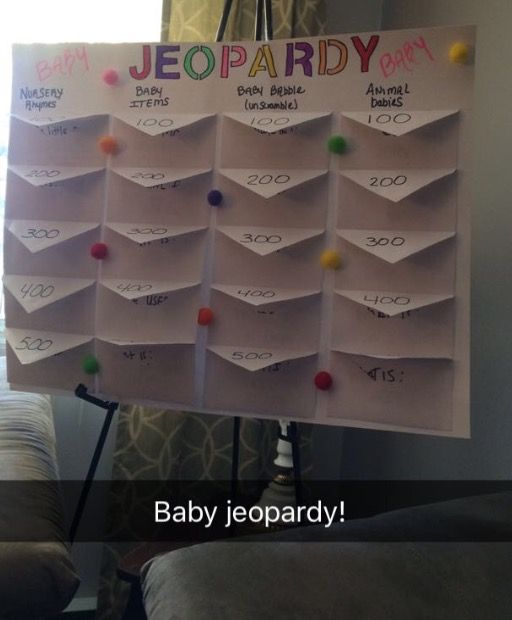 best 25 baby jeopardy ideas on pinterest baby shower jeopardy baby showe games and baby. Black Bedroom Furniture Sets. Home Design Ideas