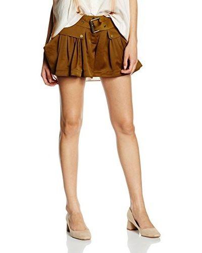Belstaff Shorts Crawford Peplum  [Brandy]