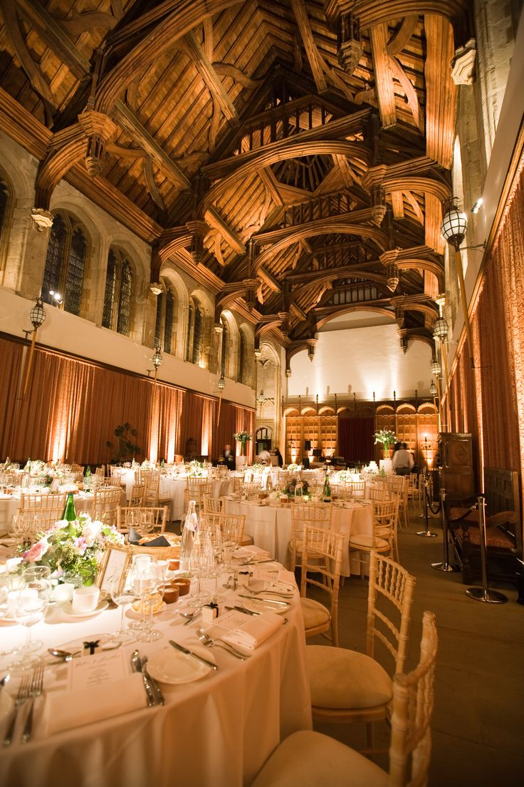 Eltham Palace Hall Wedding Venue Near Greater London